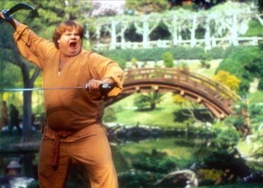 Путь самурая или как спортивный и сильный парень в истеричную и жирную бабу превращается.